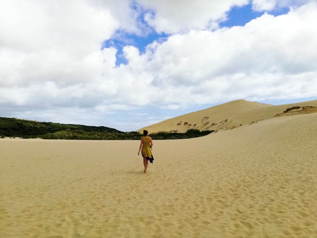 te paki sand dunes, mars, new zealand, Northland, New Zealand