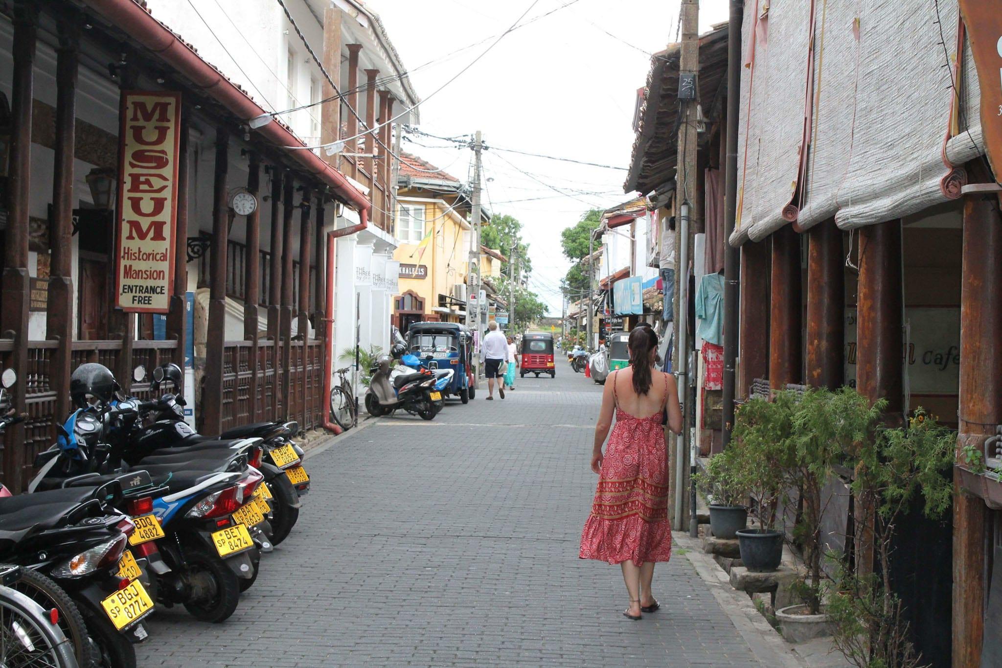 galle, unesco heritage site, sri lanka