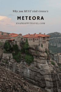 why you must visit meteora