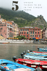There's a lot of great activities to do in the Cinque Terre. Here, I give you a detailed account of five of the best things to do in the Cinque Terre.