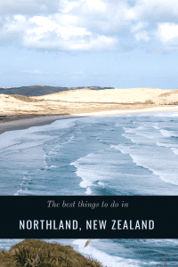 The ultimate list of things to do in Northland, New Zealand from a local. Including one of the most scenic drives in the world & a giant tree!