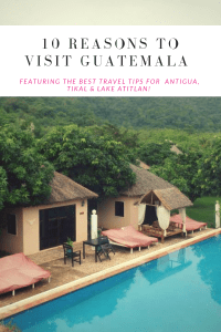 10 reasons to visit Guatemala, a cultural gem in Central America. With helpful tips to help you get the most out of your trip. Plus lots of pretty pictures.