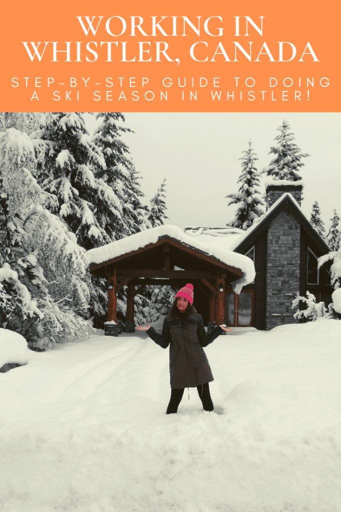 9 home truths about working in Whistler for a ski season! Everything you need to know before you go.