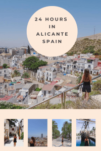 Our guide to one day in Alicante and how best to experience this gorgeous Spanish city on a tight schedule. Featuring 6 must-do experiences.