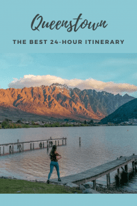 Queenstown can be enjoyed on the cheap. Here's our top tips for getting the most out of your 24 hours in Queenstown on a budget. #queenstownnewzealand #queenstownphotography