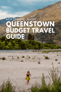 We have been renting & working full-time in Queenstown for two years. Here's our local's guide to enjoying Queenstown on a budget. #queenstown #newzealandtravel