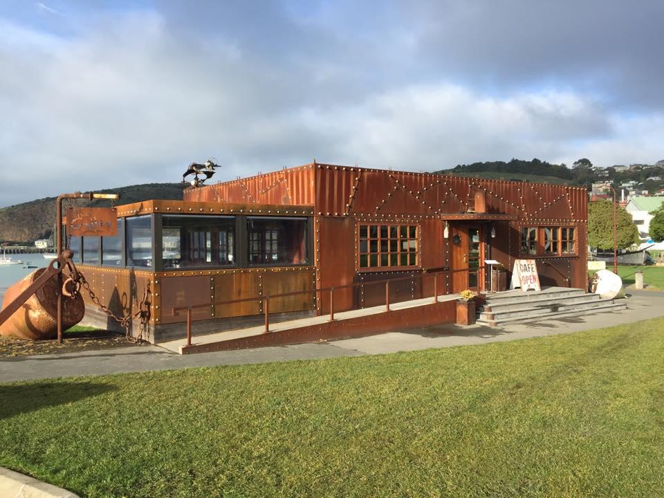 The Galley Cafe, Oamaru