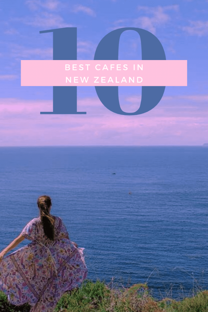 10 of the very best Cafes on the North Island of New Zealand, because if there's two things New Zealand does best it's great coffee and even better views.