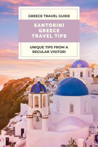 Santorini has something for everyone from the family-friendly beach of Perissa to the uber romantic Oia. Here's 7 unique things you must do in Santorini.