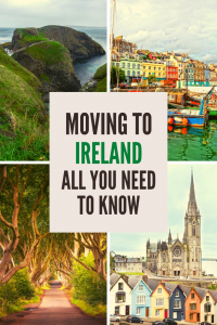 Here, I will detail all the hurdles we faced in moving to Ireland as well as the positive side to 'moving home'.