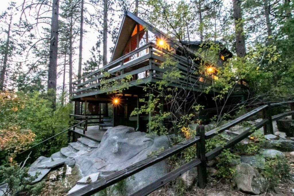 Whiskey Creek Cabin, Idyllwild, California