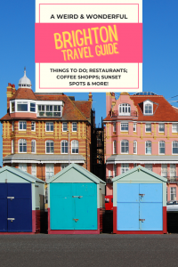 I bring you the ultimate Brighton Travel Guide filled with weird & wonderful facts, the best places to stay; things to do and restaurants.