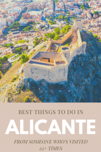 Here are over 10 exciting options for a day trip from Alicante. There are many exciting cities for you to explore including Cartagena, Murcia & Benidorm.