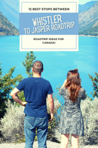Taking a road trip from Whistler  to Jasper. This is one stunning drive and includes stops at Lake Louise and Icefields Parkway
